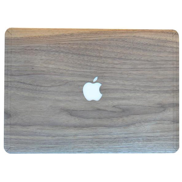 EarthHero - Black Walnut MacBook Skin - 15 inch