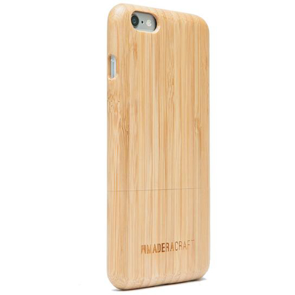 EarthHero - Two Piece Bamboo Wooden Phone Case - 2