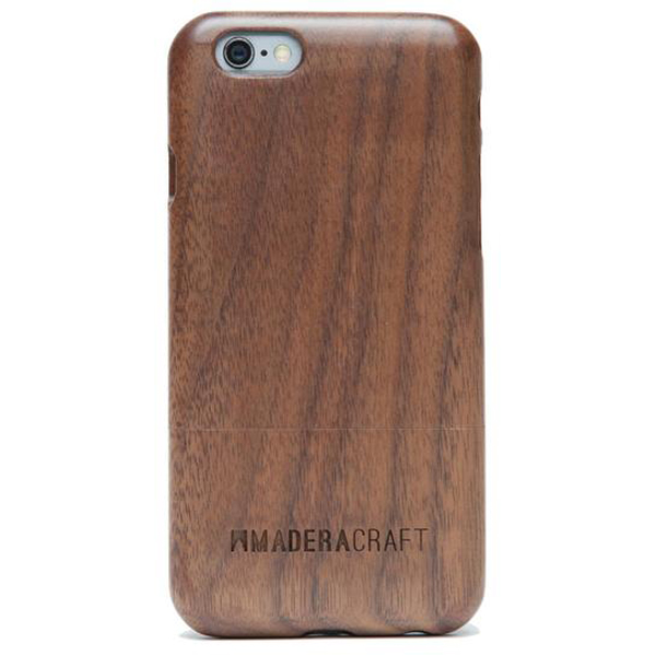 EarthHero - Two Piece Walnut Wood Wooden Phone Case - iPhone 6 Plus