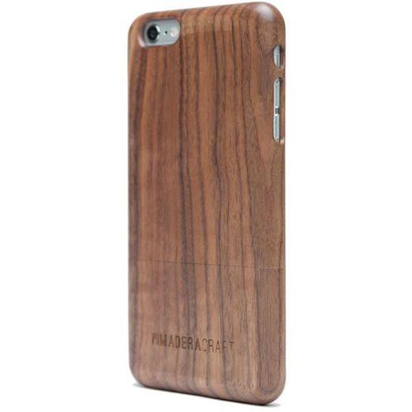 EarthHero - Two Piece Walnut Wood Wooden Phone Case - 2