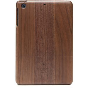 EarthHero - Walnut Wood iPad Case - iPad Mini