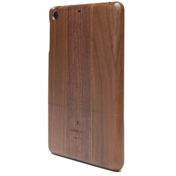 EarthHero - Walnut Wood iPad Case - 2