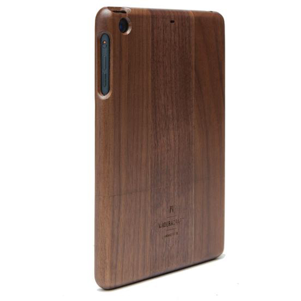 EarthHero - Walnut Wood iPad Case - 3