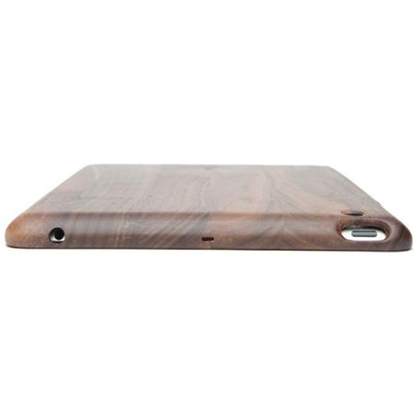 EarthHero - Walnut Wood iPad Case - 4