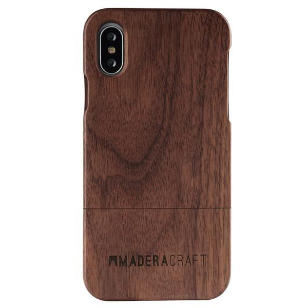EarthHero - Walnut Wood iPhone X Case - 1