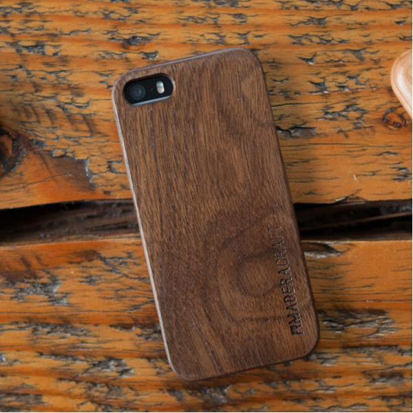 c2b62405704 EarthHero - Walnut Wood Wooden Phone Case - 4