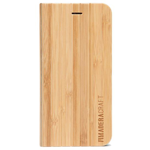 EarthHero - Wraparound Bamboo Wooden Phone Case - iPhone 5/5S