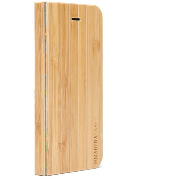 EarthHero - Wraparound Bamboo Wooden Phone Case - 2