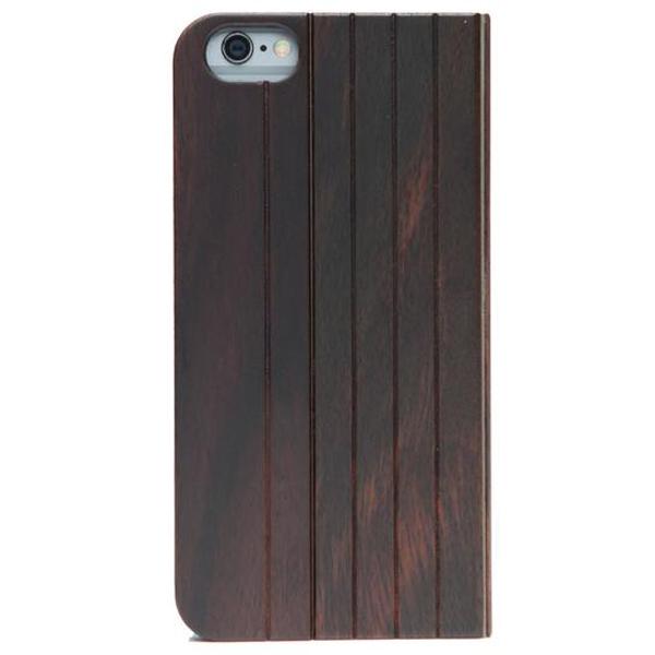 EarthHero - Wraparound Walnut Wooden Phone Case - 2