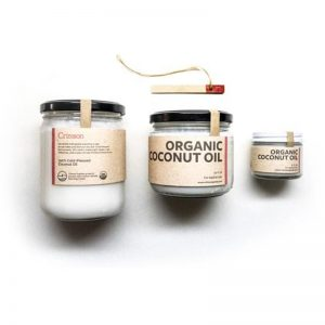 EarthHero - Organic Cold Pressed Coconut Oil
