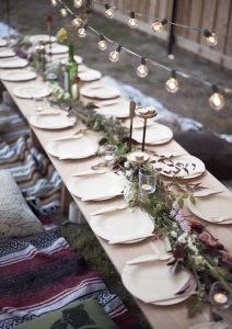Bambu Compostable Plates | Zero Waste Wedding | EarthHero