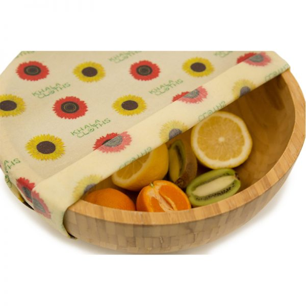EarthHero - Khala Potluck Vegan Reusable Food Wrap - 2