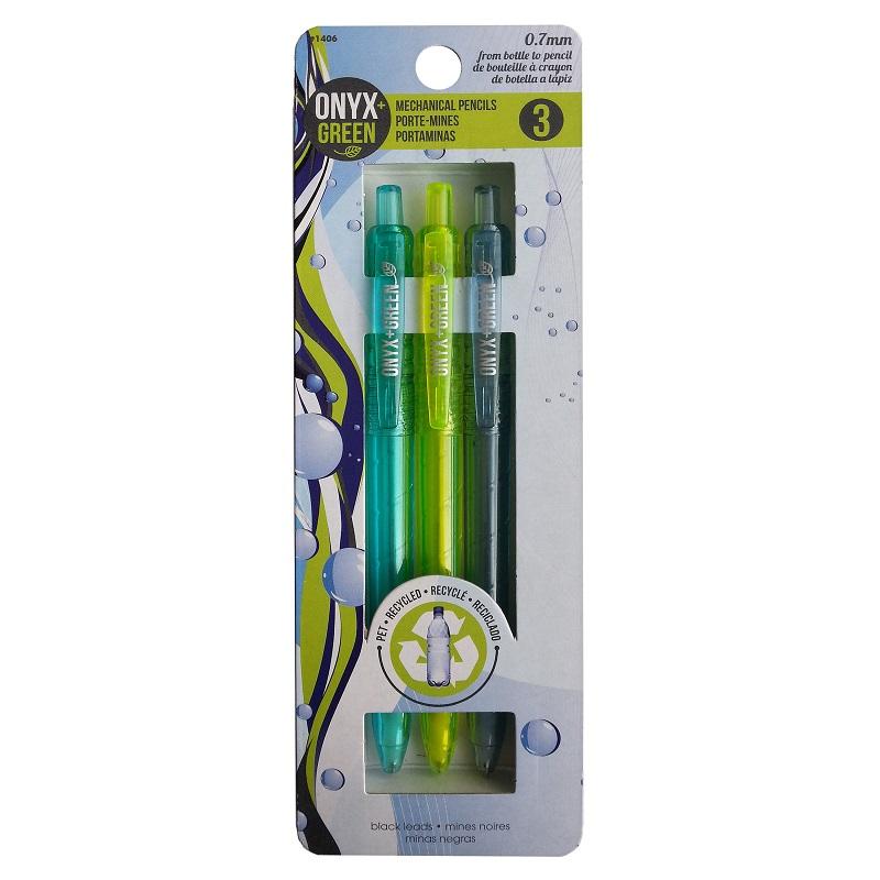 EarthHero - Onyx and Green Mechanical Pencils