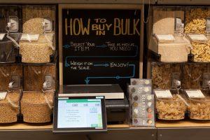 How to Buy in Bulk | earthHero | Whole Foods Bulk Section
