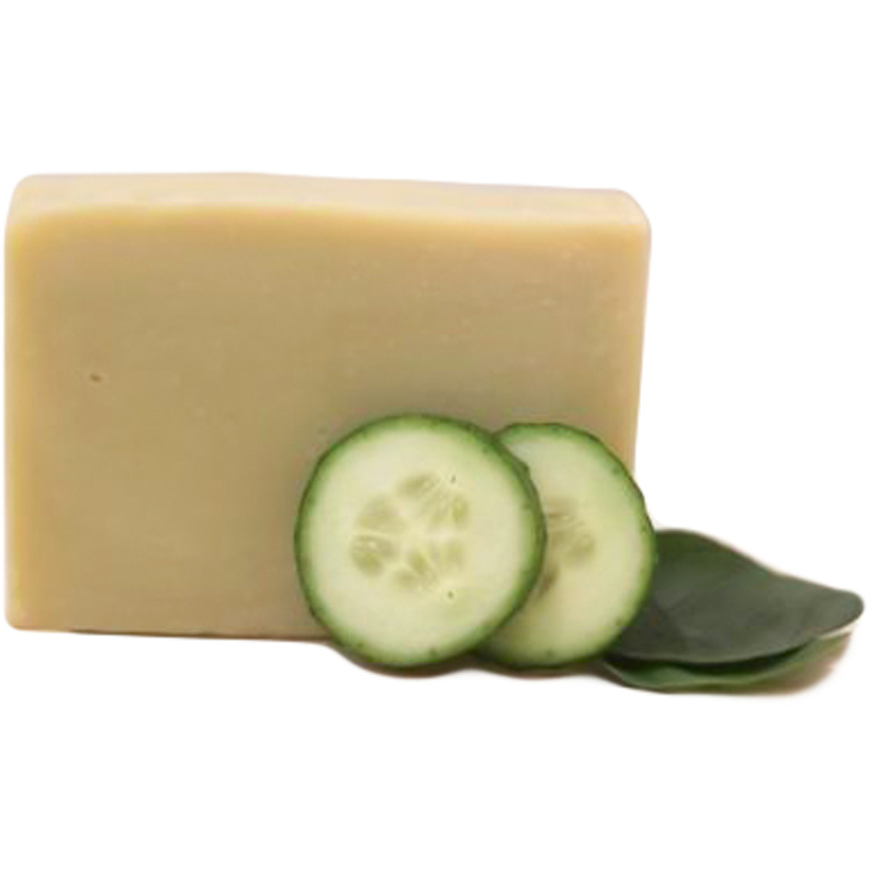 EarthHero - Handmade Cucumber & Spearmint Soap - 2