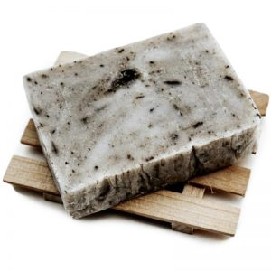 EarthHero - Handmade Dead Sea Mud & Tea Tree Soap - 1
