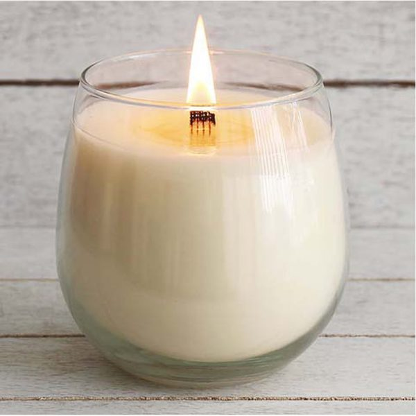 EarthHero - Sanari Giardino Organic Candle - 2