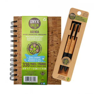 Cork Agenda and Pen Set | earthhero | Sustainable Back to School Supplies