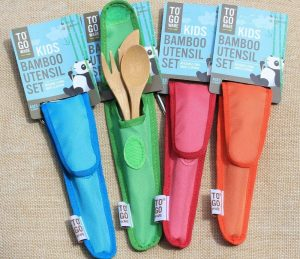 Chico Bag EarthHero Bamboo Utensil Set