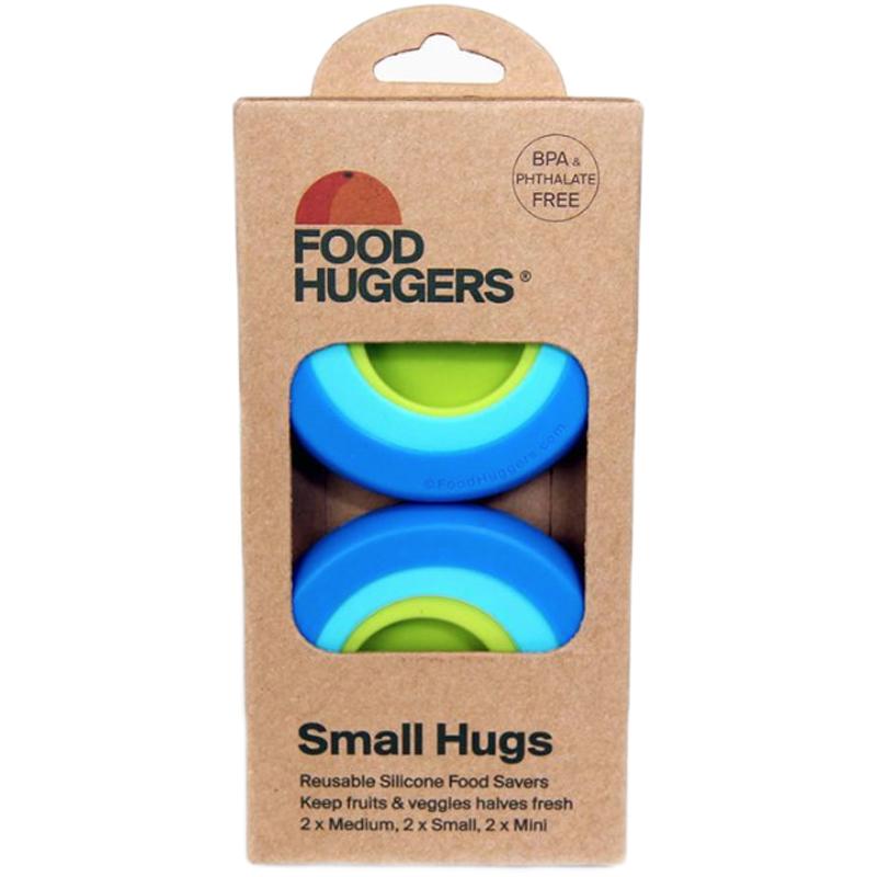 EarthHero - Small Hugs Food Huggers - 6 pk - 5