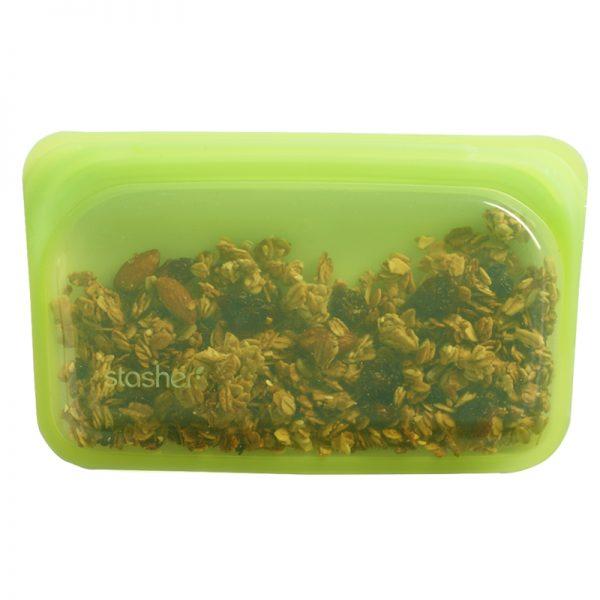 EarthHero - Reusable Silicone Snack Stasher Bag  - 2
