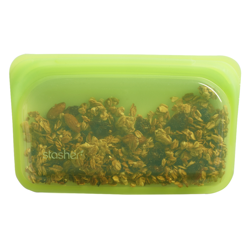 EarthHero - Reusable Silicone Snack Stasher Bag  - 2