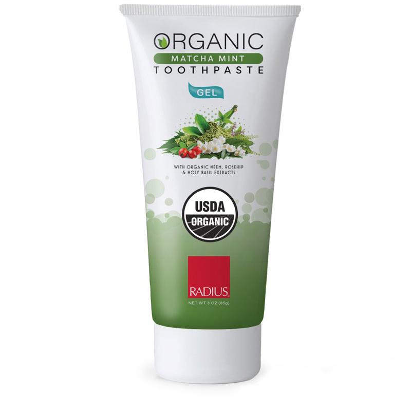 EarthHero - Matcha Mint Organic Toothpaste Gel - 1