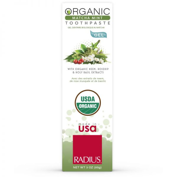EarthHero - Matcha Mint Organic Toothpaste Gel - 2