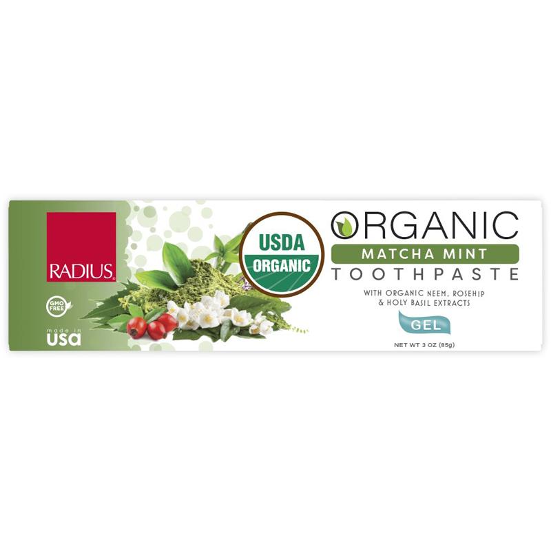 EarthHero - Matcha Mint Organic Toothpaste Gel - 3