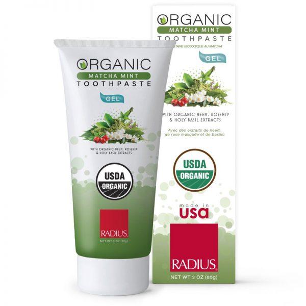 EarthHero - Matcha Mint Organic Toothpaste Gel - 4
