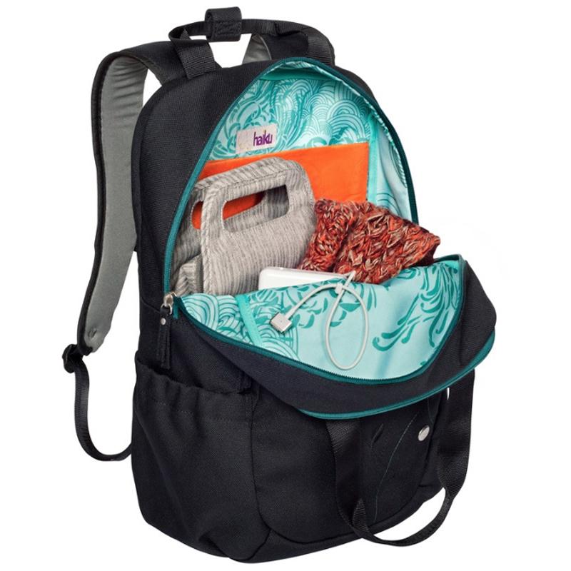 EarthHero - Trailblazer Travel Backpack - Black Juniper
