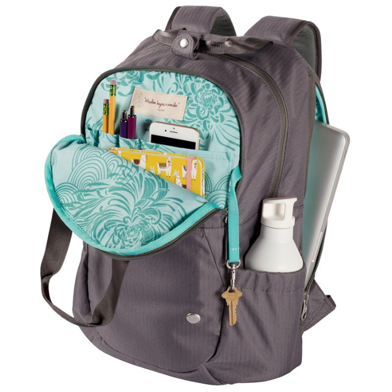 EarthHero - Trailblazer Travel Backpack - Shale