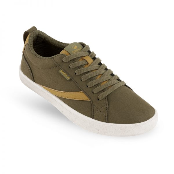 EarthHero - Women's Cannon Vegan Shoes - Olive Green