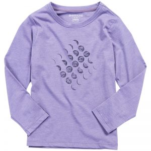 EarthHero - Girl's Moon Cycle Long Sleeve Shirt - 1