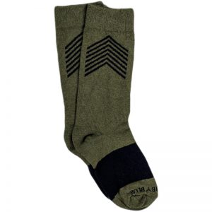 EarthHero - Hawksbill Recycled Cotton Socks - 1