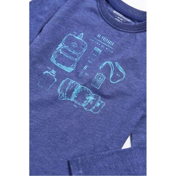 EarthHero - Kid's Campin' Gear Long Sleeve Shirt - 2