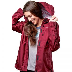 EarthHero - Women's Albright Rain Jacket - 1