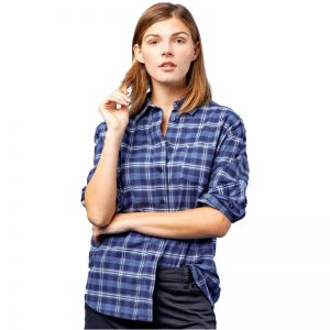 EarthHero - Women's Westridge Plaid Shirt Button Down - 1