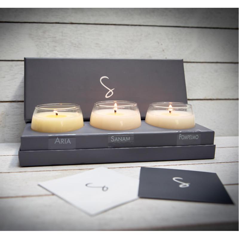 EarthHero - Sanari Organic Candle Gift Set - 2