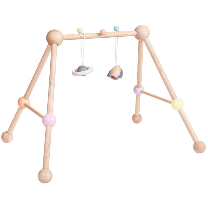 EarthHero - PlanToys Baby Gym  - 1