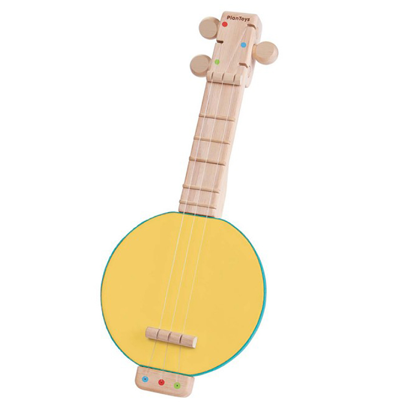 EarthHero - PlanToys Kids Banjolele - 1
