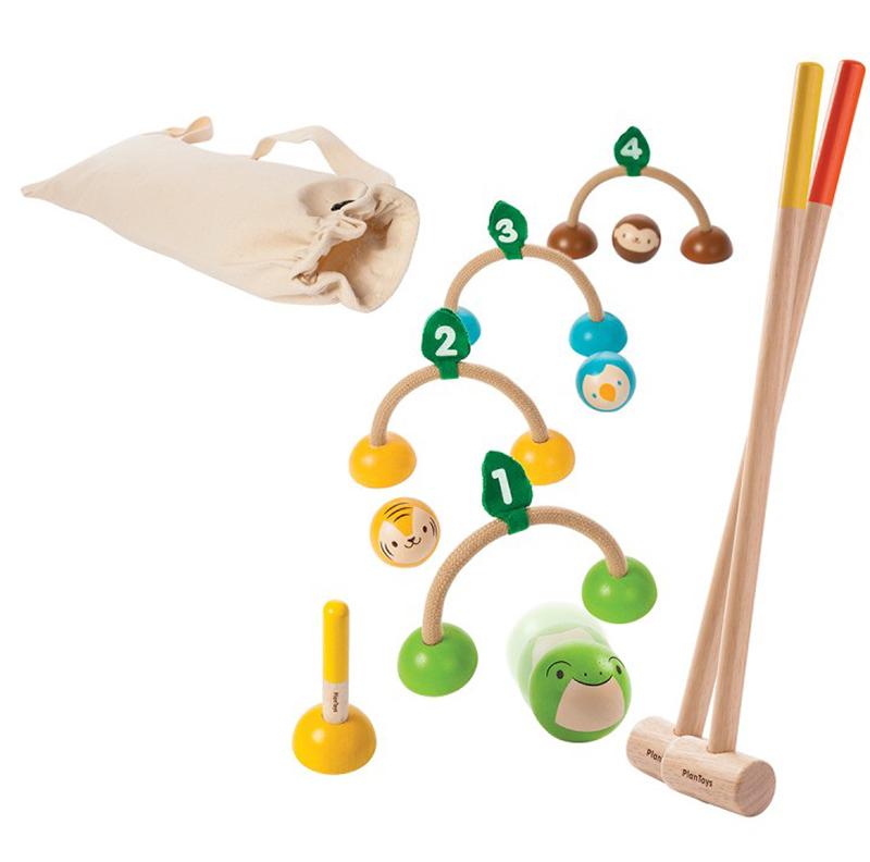 EarthHero - Kids Croquet Set - 1