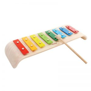 EarthHero - Kid's Melody Wooden Xylophone - 1
