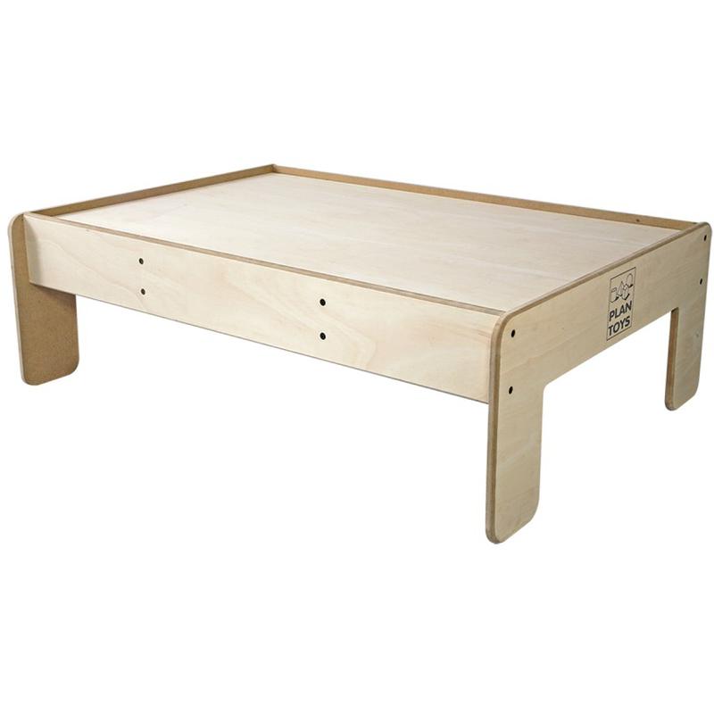 EarthHero - PlanToys Kids Play Table - 1