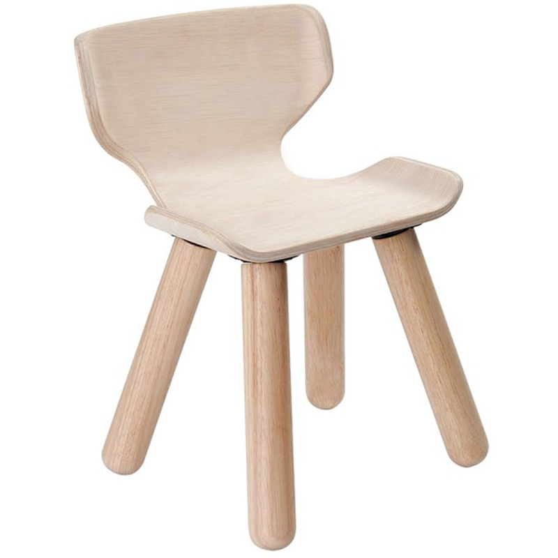 EarthHero - Kids Wooden Chair - 1