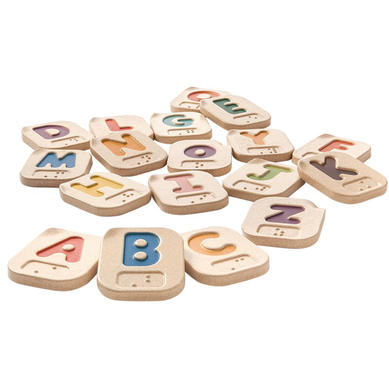 EarthHero - Learning Braille Alphabet A-Z - 1