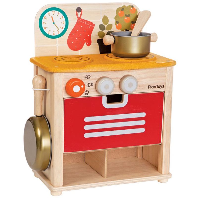 EarthHero - Pretend Play Classic Kitchen - 1