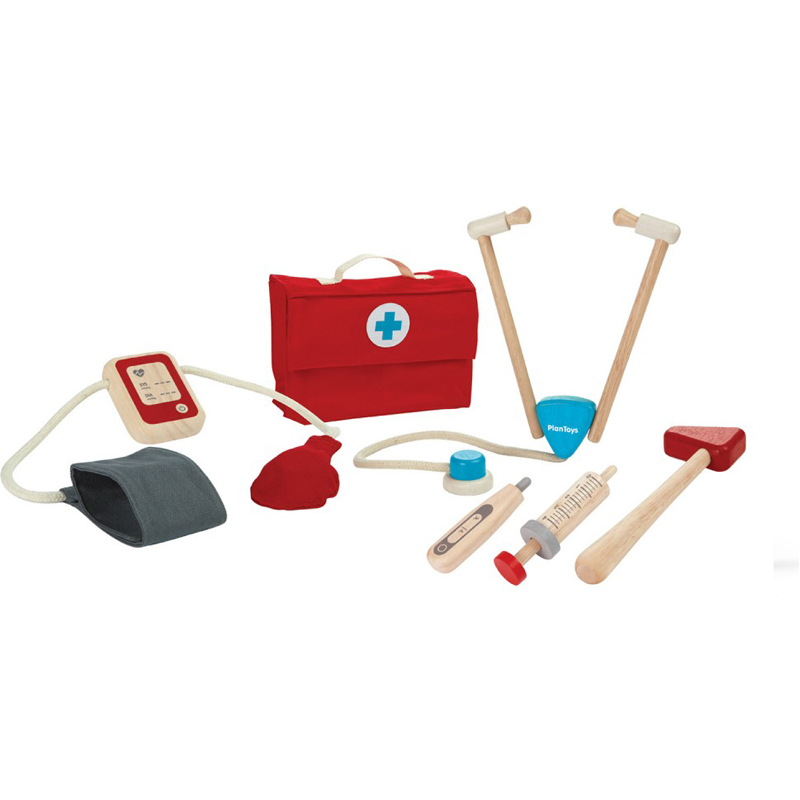 EarthHero - Pretend Play Doctor's Kit  - 1