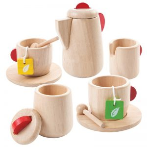 EarthHero - Pretend Play Tea Time Set - 1