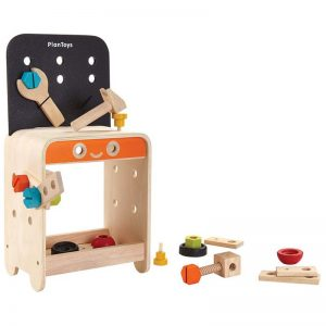 EarthHero - PlanToys Pretend Play Workbench - 1